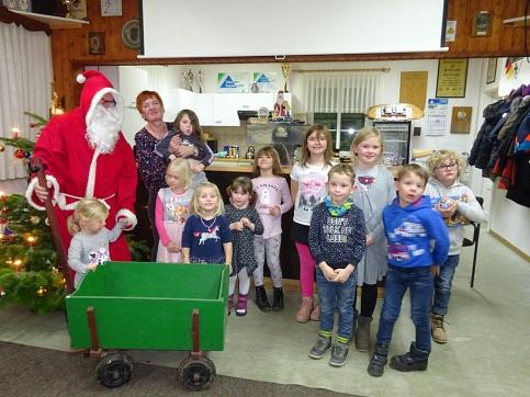 Kinderweihnachtsfeier 2019©Kyffhäuser Kameradschaft Steyerberg e.V.